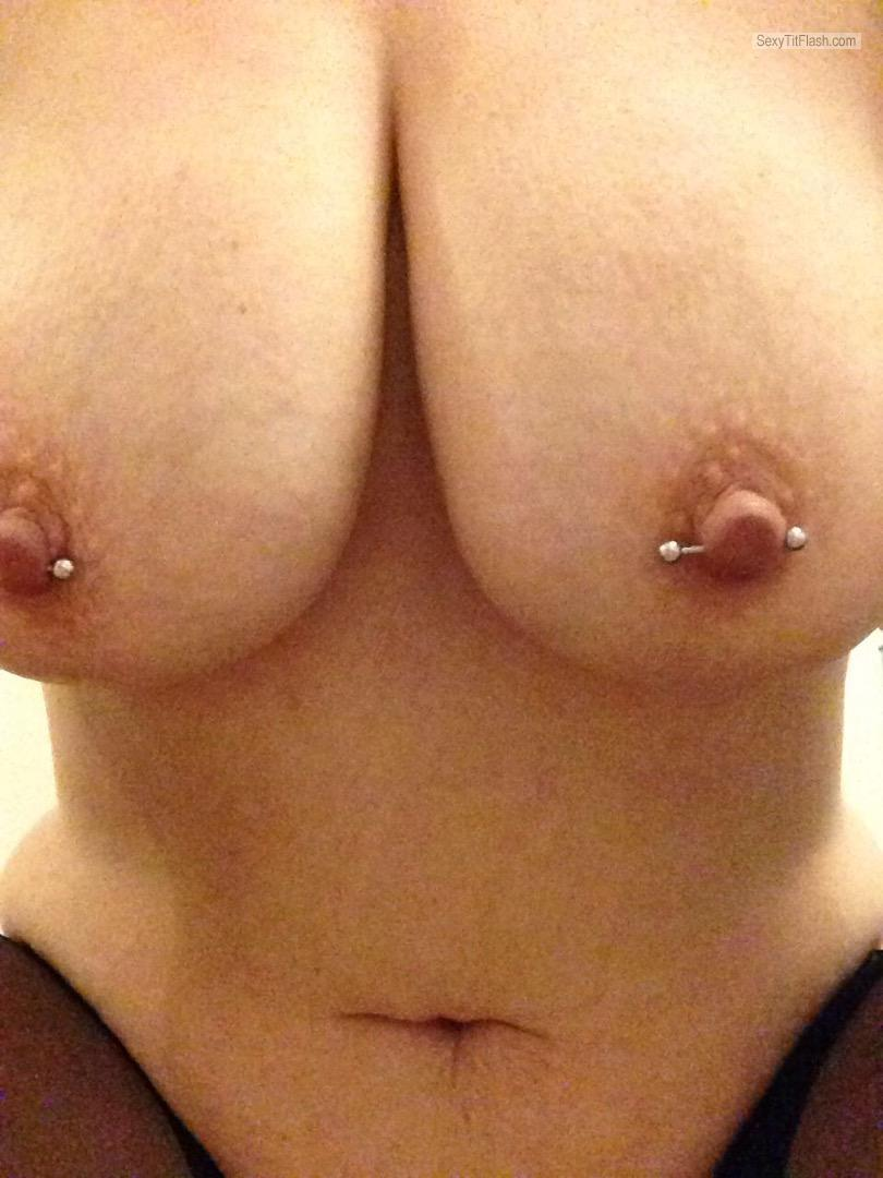 Big Tits Of My Girlfriend Selfie by Vicky